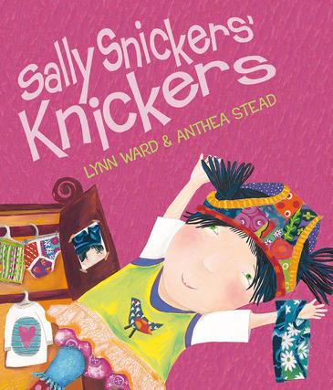 sally snickers knickers 1 Undies will always make kids laugh