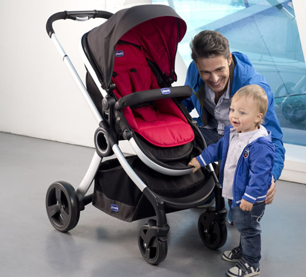 urban7 Introducing the Chicco Urban Transformable Stroller