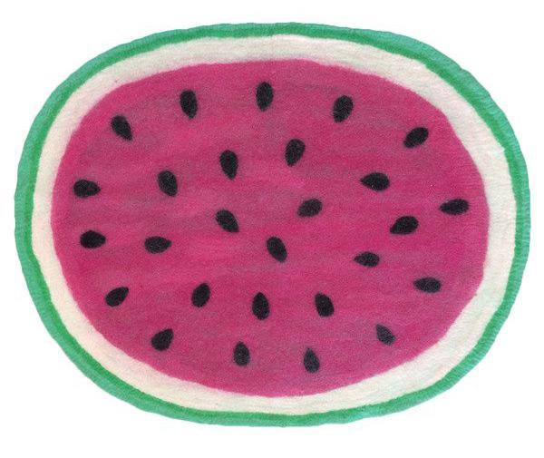 watermelon-rug