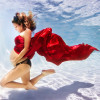 Mums-to-be in magical underwater maternity photos