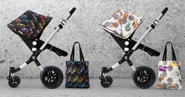Bugaboo Andy Warhol fb Bugaboos new Andy Warhol Foundation collaboration   the Retrospective Collection