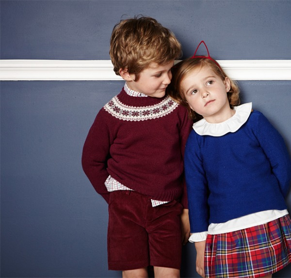 La Coqueta Kids Autumn-Winter 2014