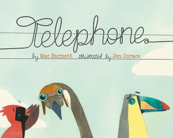 Telephone Mac Barnett 1 Pass it on with Telephone