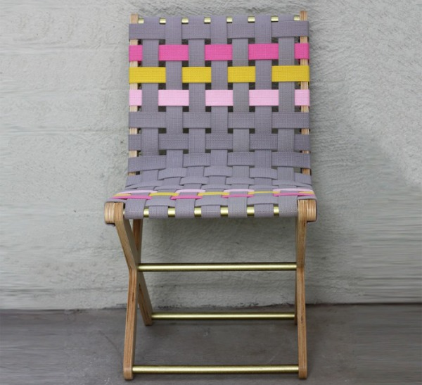Twig Creative colourful playroom chair for designstuff
