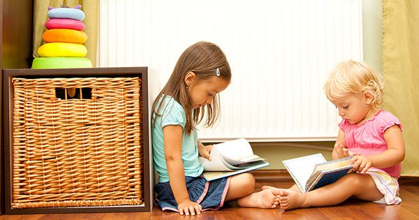 United Way FB Reading: The gift that gives back when you join Kids Book Club!
