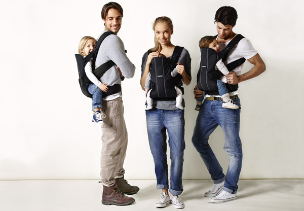 babybjorn we carrier Win one of seven NEW BabyBjorn Baby Carrier We carriers valued at $149.95 each!