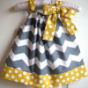 Etsy find of the day – chevron sun dress