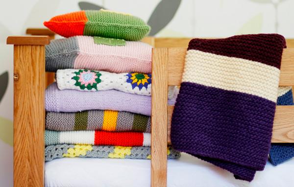 LalaKa handmade baby cot blankets
