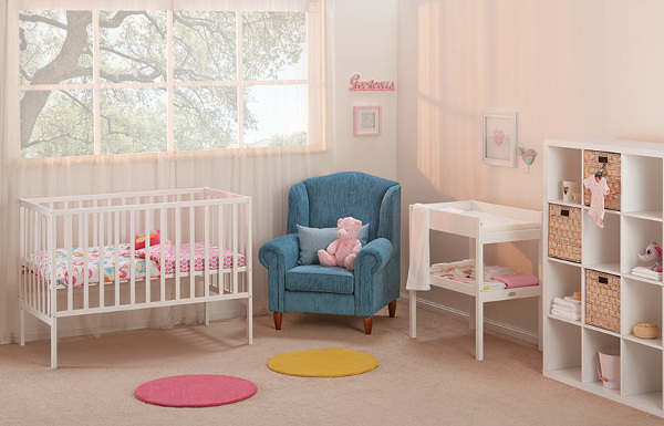 fantasticf1 A stylish nursery made affordable with Fantastic Furniture