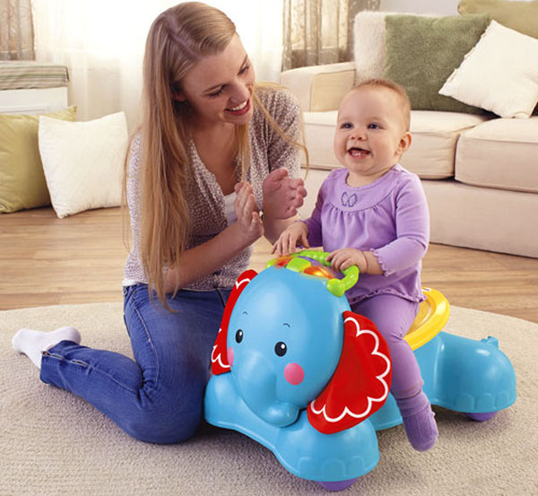 fisherprice1 Babyology Christmas Gift Guide 2014   toys to ride