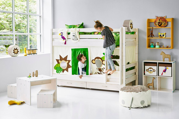Flexa Cots Bunks And Children S Furniture Simple