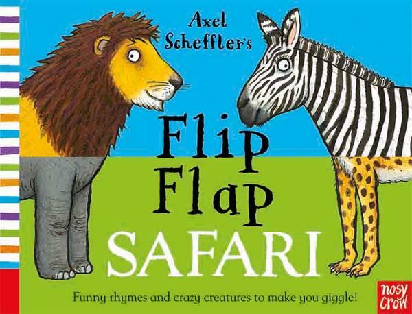 flip flap safari 1 Flip, flap, were going on safari