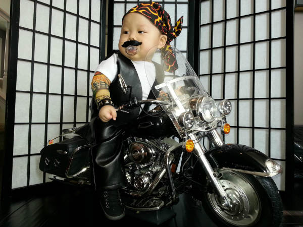 biker dude costume - photo #5