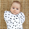 Feather your nursery with organic cotton blankets from Kitty and Sparrow