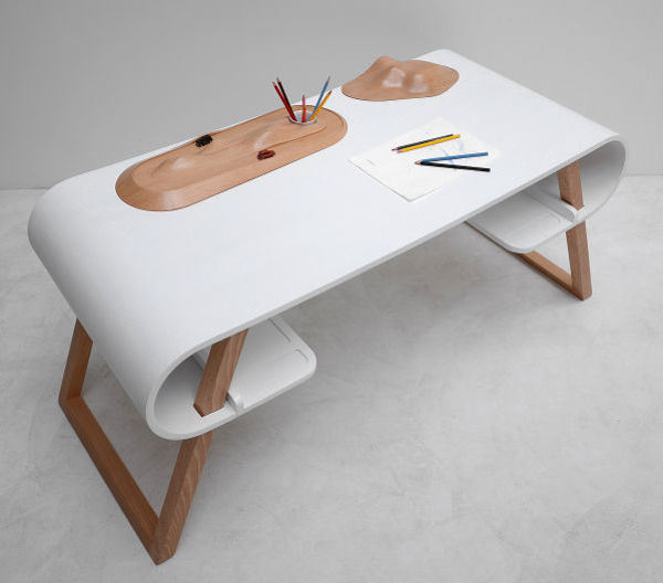 kidsdesk1 The Rubens Kids Desk   where homework and play meet