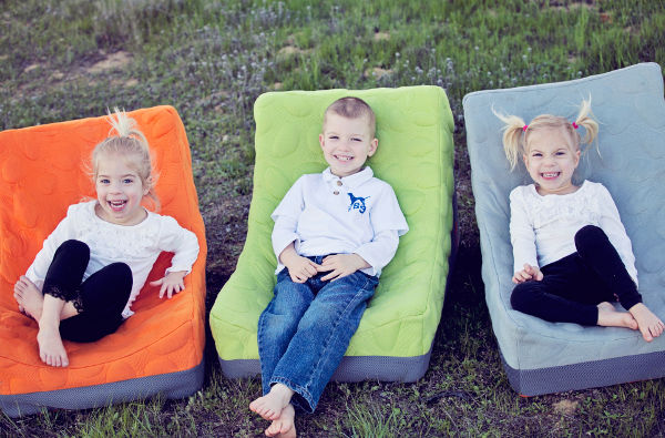 The Nook Pebble Lounger Stylish Comfort For The Kids