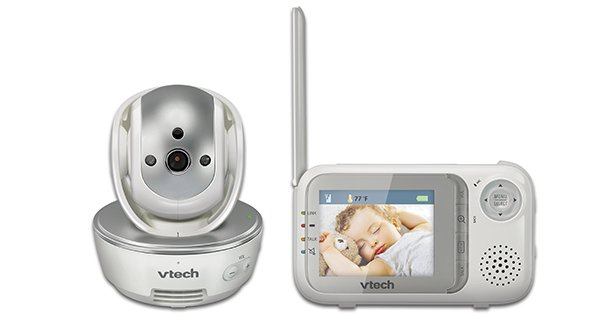 vtech Win a VTech Safe & Sound Baby Monitor pack   Prizeapalooza day six