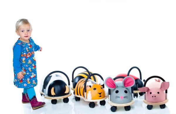 wheelybug4 Babyology Christmas Gift Guide 2014   toys to ride