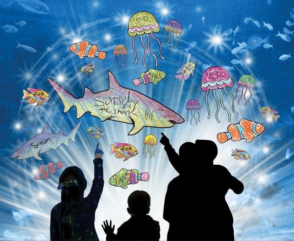 Art Aquarium SEA LIFE Melbourne