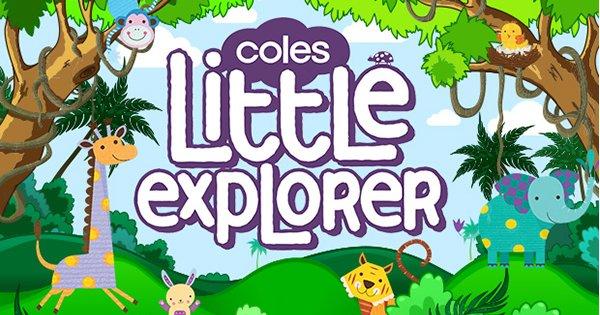 Coles Little Explorers FB