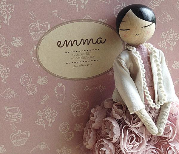 Marbushka Emma doll