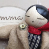 Beautiful limited edition Emma Doll is a toy to keep forever