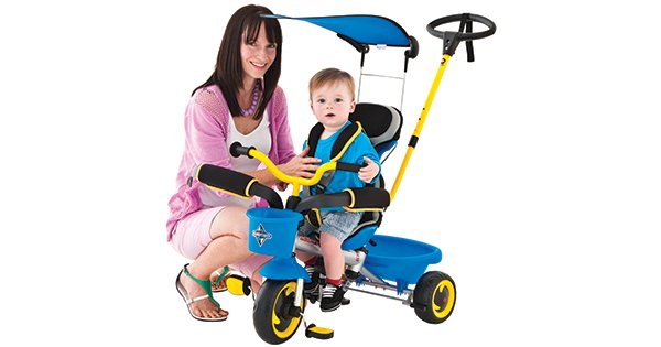Eurotrike FB Eurotrike   top quality trikes that grow with your child and double the fun with a tandem ride!