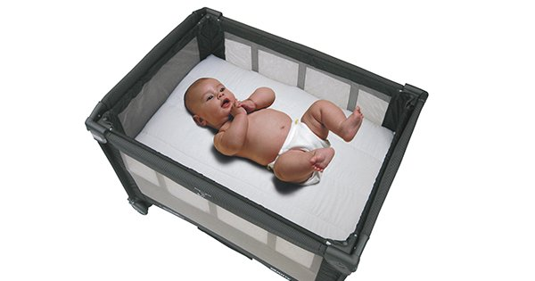 Junippers FB The Sleepover   turning portable cots into safe and snug sleep havens