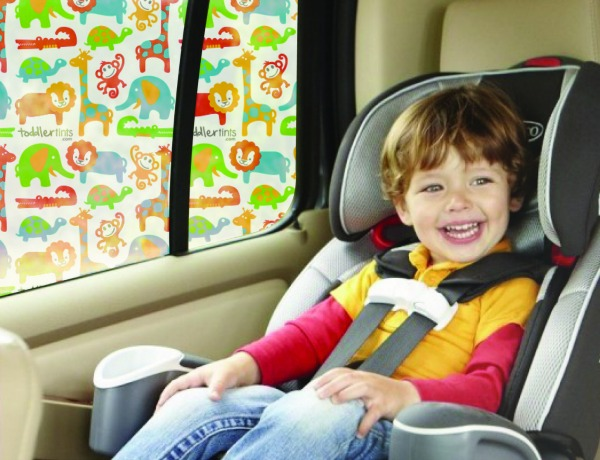 ToddlerShades Boy Toddler Tints   taking car window shades to an exciting new level
