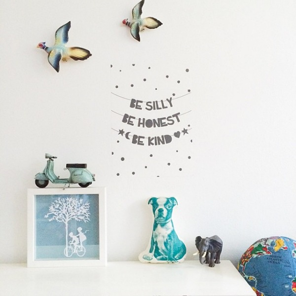 Wondermade quote wall sticker 3