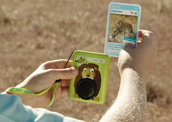animals3 Woolworths launches Super Animal Sound Cards