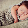 Etsy find of the day – newborn baby hooded cocoon