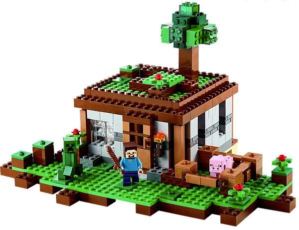 Minecraft Lego 2014