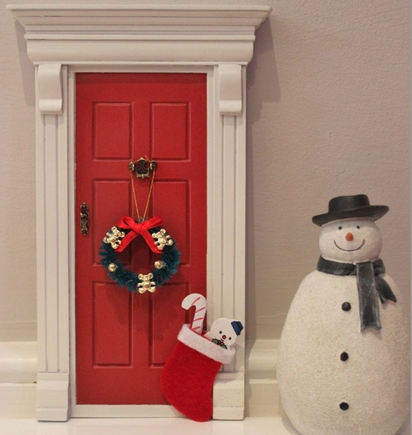 Babyology christmas gift guide 2014 just for christmas for The magic elf door
