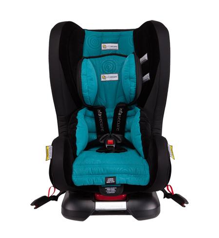 infasecure ompressor II InfaSecure releases Australias most affordable ISOFIX child car seat   the Kompressor II Luxury