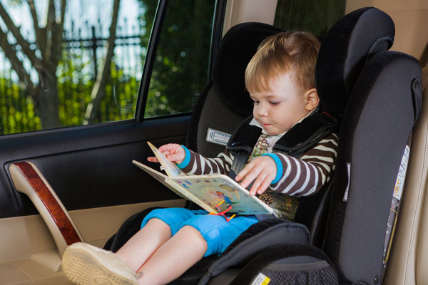 infasecure Family holidays   how to keep kids amused on road trips