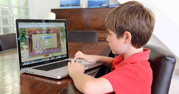 Boost your child's literacy learning the fun & interactive way with LiteracyPlanet