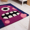 Etsy find of the day – Frank the Monster handmade rug