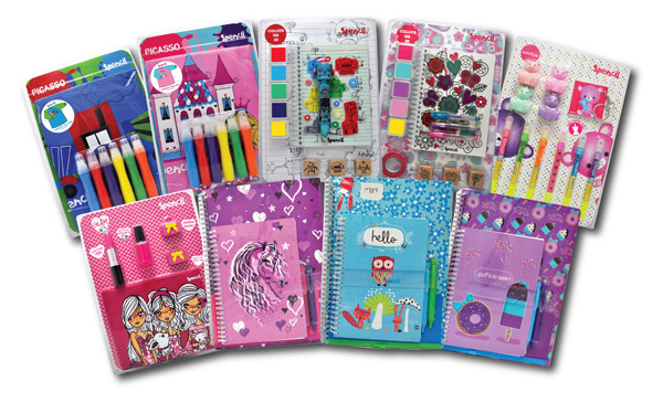 spencil stationery gift packs