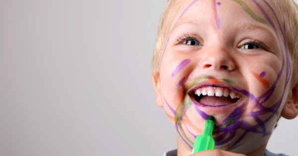 toddler messy 30 ways to know youre a parent of a toddler