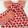Etsy find of the day – apple dress & bloomer set