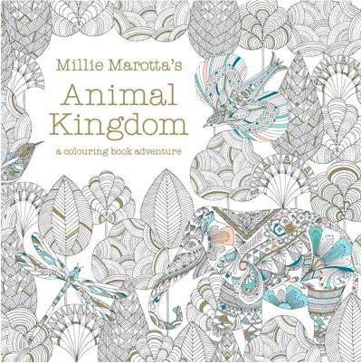 colouring animal kingdom