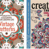 Creative therapy – colouring in for grown ups