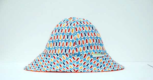 gertrude ivy sunhat Etsy find of the day   childrens reversible sunhat