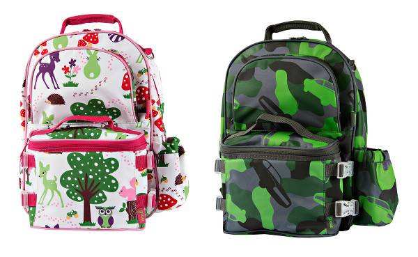 Back to School bags and backpacks 2015