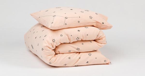 cot star bedding set