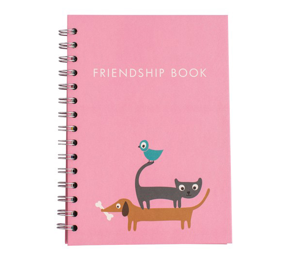 kikki k friendship book