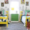A shared children's bedroom makeover fit for superheroes!