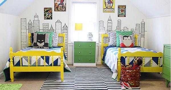Superhero room FB