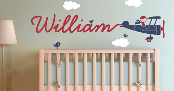 airplane-wall-decal